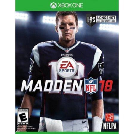 Refurbished Ea Sports Madden Nfl 18  Xbox One