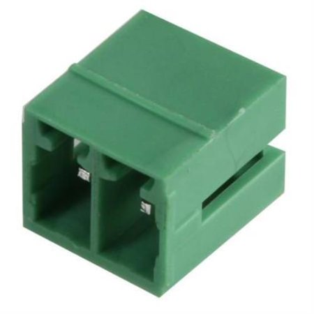 Imo Precision Controls Terminal Block Pcb Vertical 3 Pole 3 5Mm Pitch 2 Pack