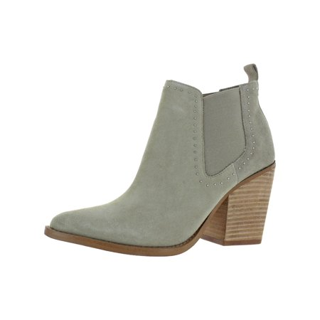 Marc Fisher Womens Bellie Studded Ankle Booties