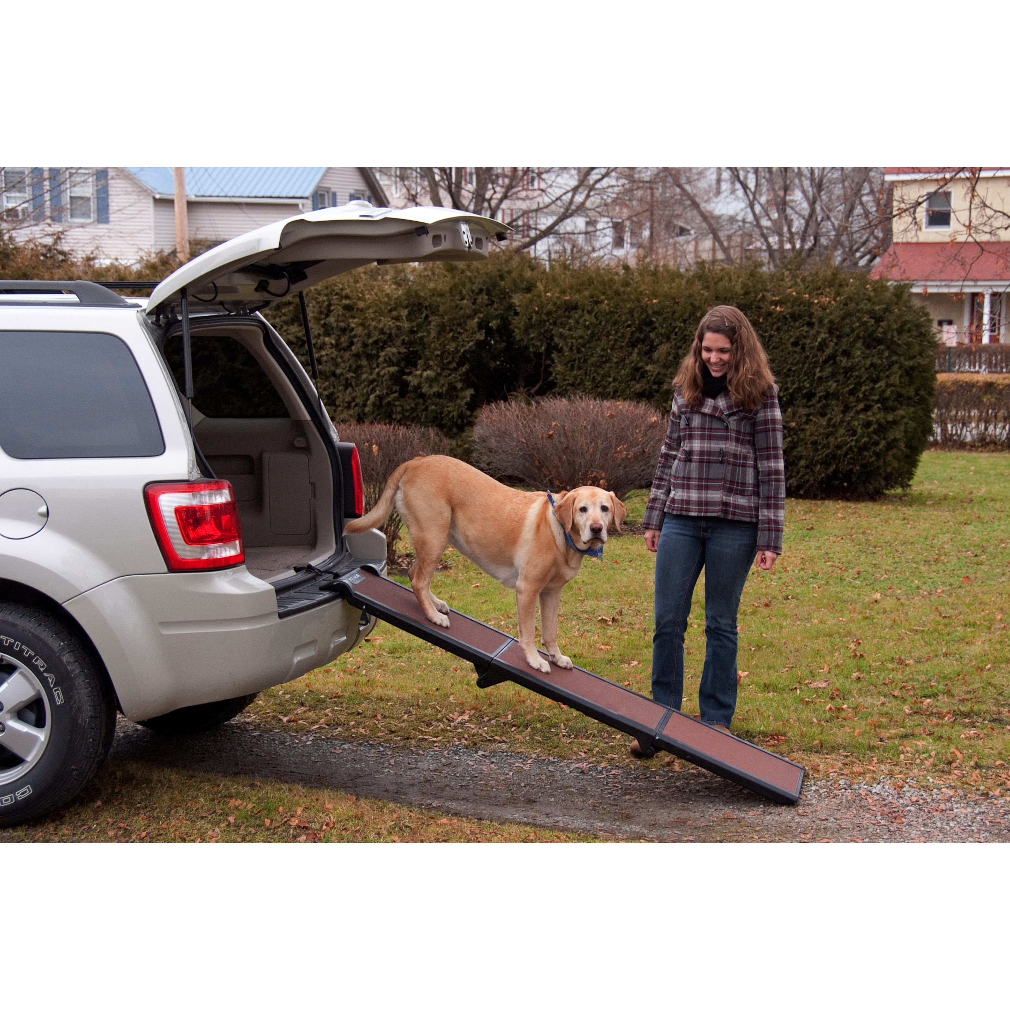 Pet Gear Travel-Lite Tri-Fold 71'' Pet Ramp
