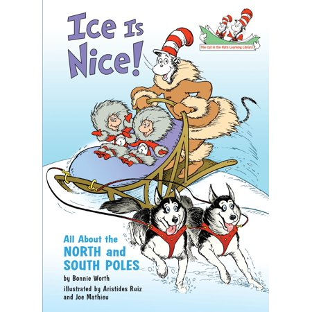Ice Is Nice! : All About the North and South (All About South Africa For Kids)