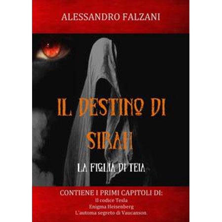IL DESTINO DI SIRAH - eBook
