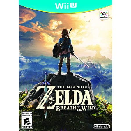 Nintendo Zelda: Breath Of The Wild - Pre-Owned (Wii