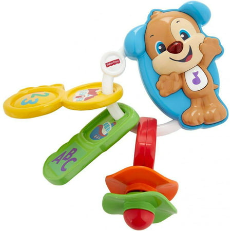 Fisher-Price Laugh & Learn Count & Go Keys