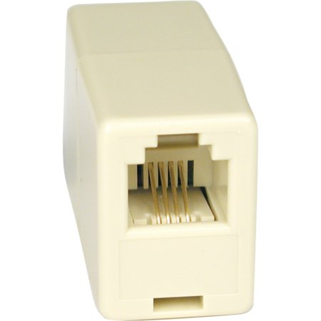 Tripp Lite RJ11 Straight Through Modular In-Line Coupler (F/F)