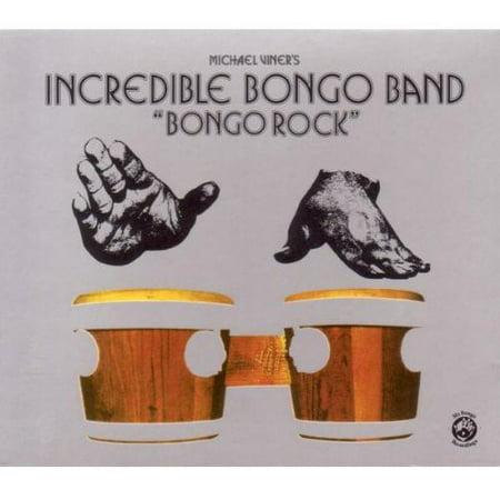 Bongo Rock (CD) (Deekline Ed Solo King Of The Bongo)