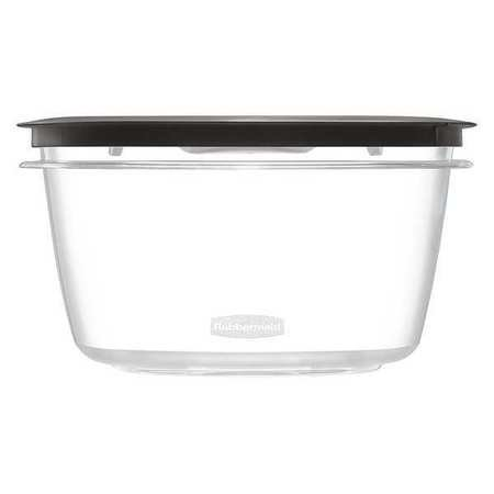 Rubbermaid Premier Easy Find Lids 14-Cup/3.3L Food Storage Container, Grey - Easy Halloween Food