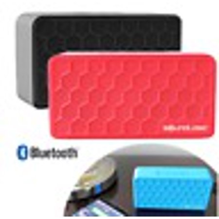 Soundlogic Bluetooth Mini Brick Speaker, MP3 iPhone, Android,Tablet compatible