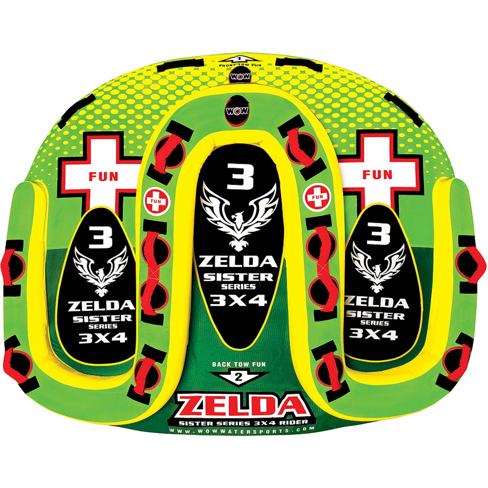 WOW Zelda Sister Series 3-Rider Towable