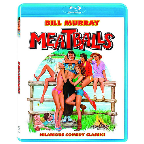 Meatballs (1979) (Blu-ray) (Widescreen)