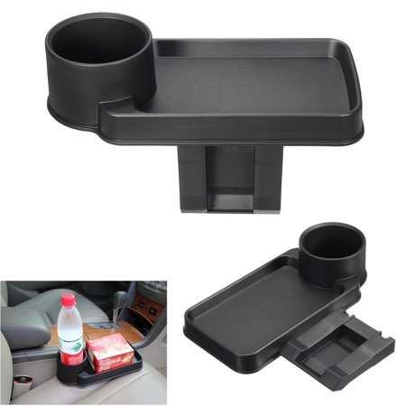 Car Truck Seat Crevice Mount Glove Box Storage Beverage Bottle Cup Holder Organizer Universal