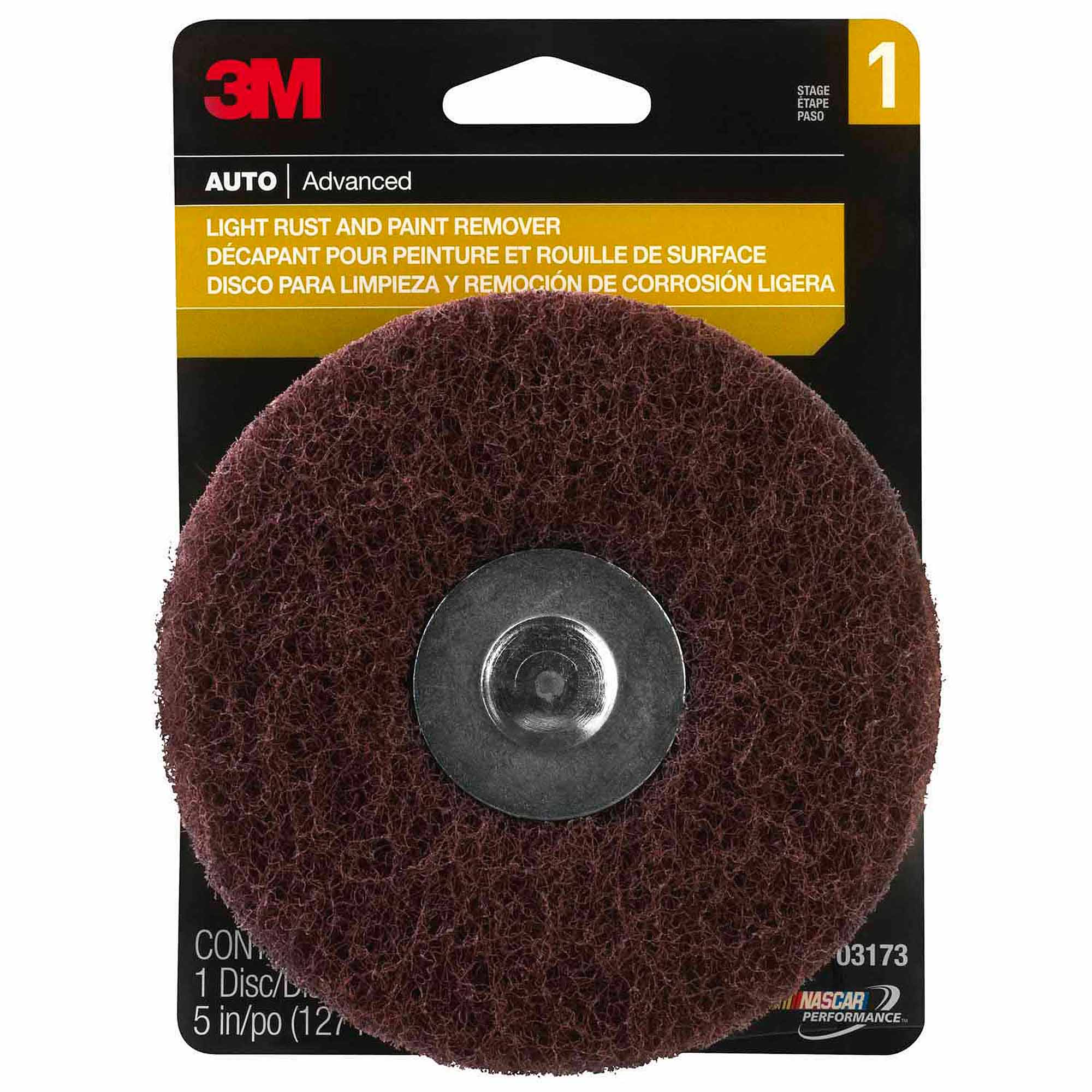 """3M Light Rust and Paint Remover, 4"""" by 3M"""