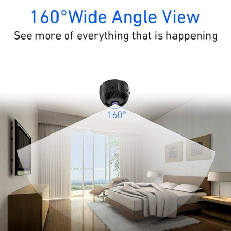 Outdoor Security Camera with WiFi Mini Wireless DVR Night Vision IP Camera - image 8 of 8