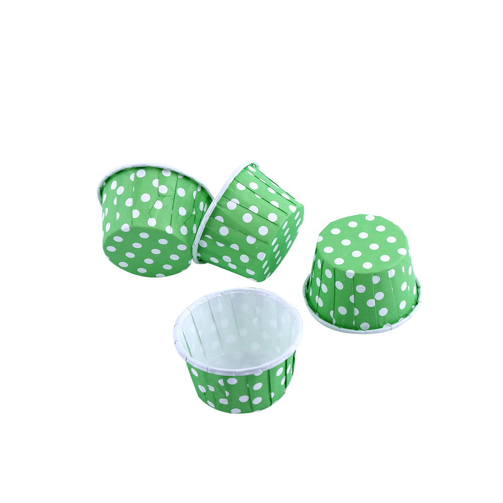 EECOO Paper Baking Liner,100pcs Paper Cake Cupcake Liner Case Wrapper Muffin Baking Cup for Party Wedding XMAS 8 Colors