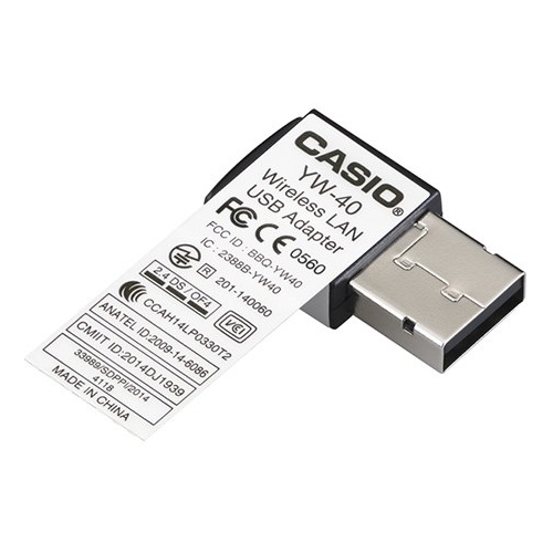 Casio YW-40 Wireless LAN Adapter for XJ-A257 Projector