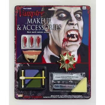 VAMPIRE MAKEUP KIT (Vampire Makeup Look)