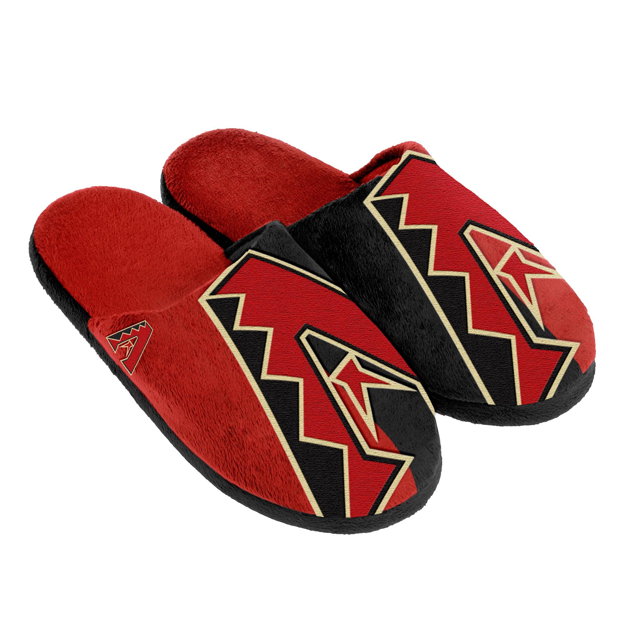Arizona Diamondbacks Youth Split Color Slide Slippers