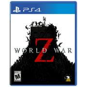 World War Z, Mad Dog Games LLC, PlayStation 4, 710535418842