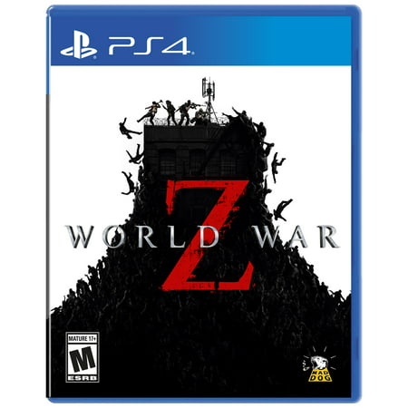 World War Z, Mad Dog Games LLC, PlayStation 4, 710535418842