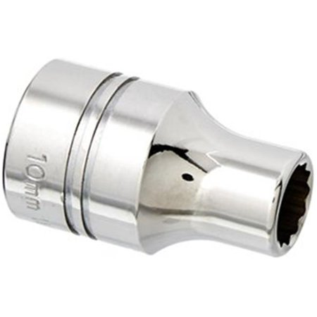 Part Stm-1212 Shallow Socket 1/2 Drive 12 Point 12Mm, by Williams/snap On, -
