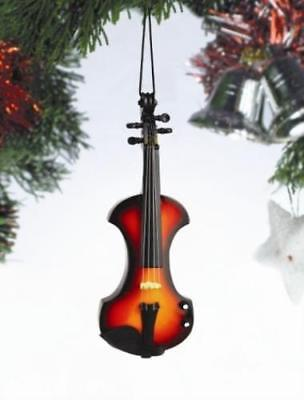 Broadway Gifts Co Modern Electric Violin Hanging Ornament by