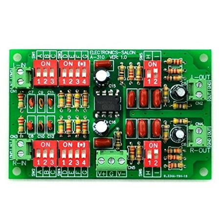 Electronics Salon Stereo Phono Riaa Preamplifier Module Board  Preamp  Md A310