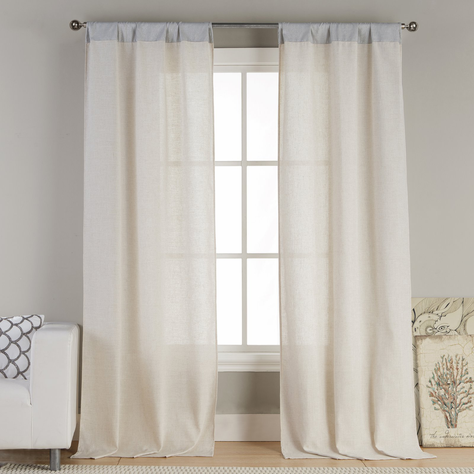 Duck River Kinlee Pole Top Curtain Panel Pair
