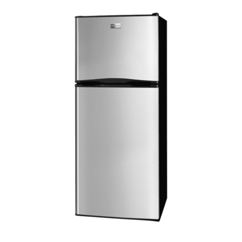 Frigidaire FFET1222Q 24 Inch Wide 12 Cu. Ft. Top Mount Refrigerator with Ready-Select Controls