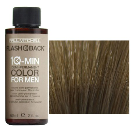 Paul Mitchell Flash Back 10-Minute Hair Color for Men - Color : Medium Neutral