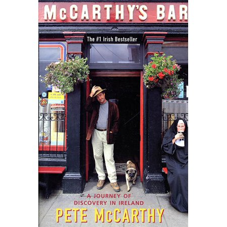 Mccarthy's bar : a journey of discovery in ireland: (Journey Bar)