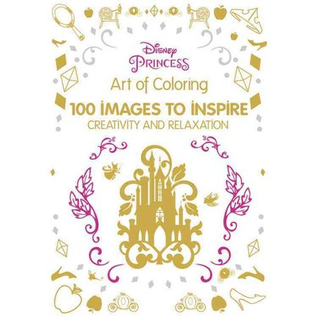 Disney Princess  100 Images To Inspire Creativity And Relaxation