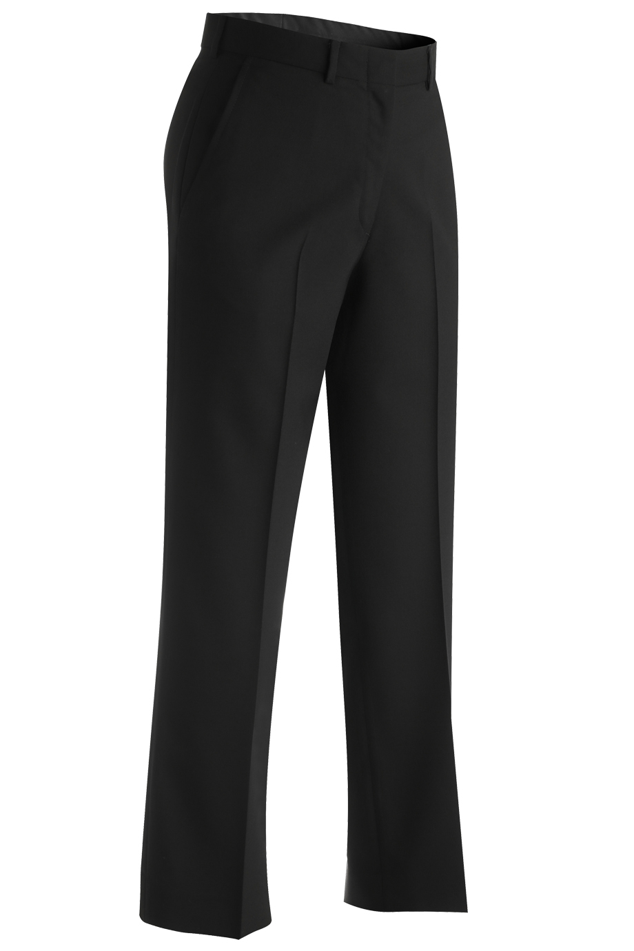 Edwards Women's Wool Blend Flat Front Dress Pant - 8783