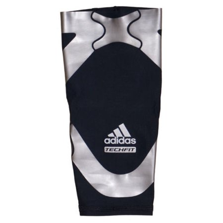a4474bb48a Adidas Men's Techfit Basketball Powerweb Compression Calf Sleeve - Navy/Lead  - Walmart.com