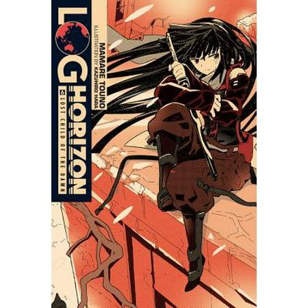 Log Horizon, Vol. 6 (light novel) : Lost Child of the Dawn (Log Horizon Accessories)