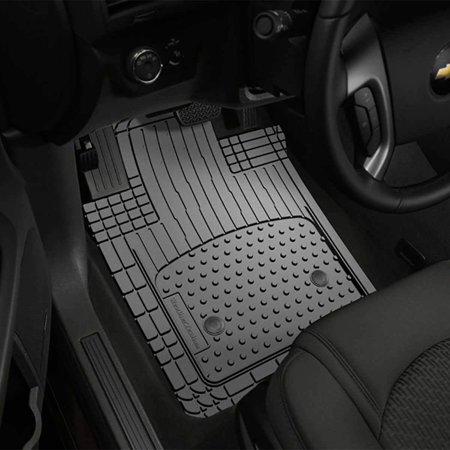 WeatherTech 4 Piece Trim-to-Fit Car Mats Custom Fit All Vehicle Cargo Mat Black