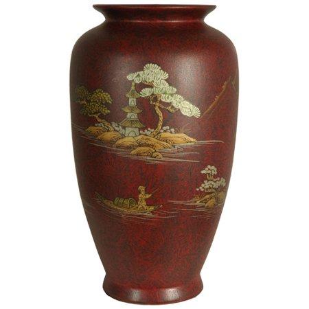 Oriental Vases (Oriental Furniture Tung Chi)