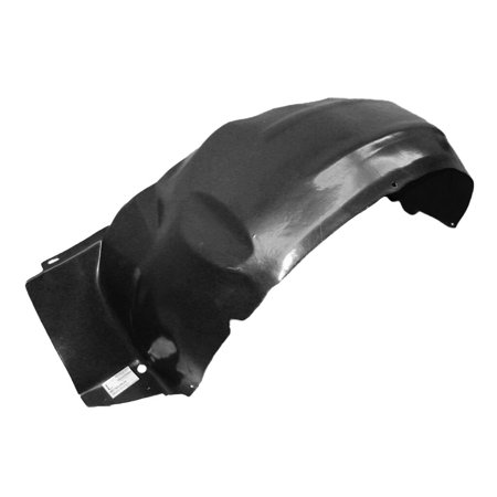 Parts N Go 1994-2004 Ford Mustang Driver Side Fender Liner Front Splash Shield - FO1250111, XR3Z16103AA