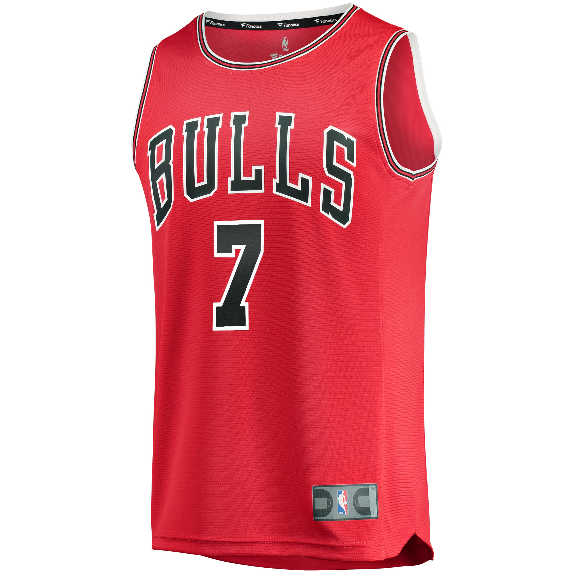 new product 59b15 bcb2a Chicago Bulls Justin Holiday Fanatics Branded Youth Fast Break Player  Jersey - Icon Edition - Red