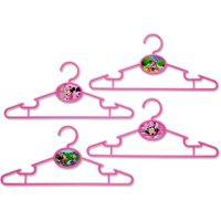 Disney Minnie Mouse Infant and Toddler Hangers, 30 Pack by Delta Children