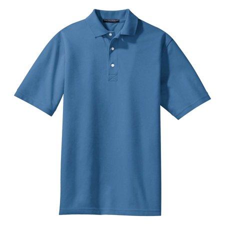 Port Authority Men's Unique Moisture Wicking Polo Shirt