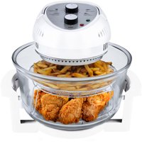 Big Boss 16 Quart Oil-less Air Fryer & Convection Oven, As Seen on TV