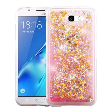 94cec479d6 Samsung Galaxy J7 case, Samsung Galaxy Sky Pro case, by Insten Quicksand  Glitter Hybrid Hard PC/TPU Case Cover For Samsung Galaxy J7 (2017) / Sky  Pro ...