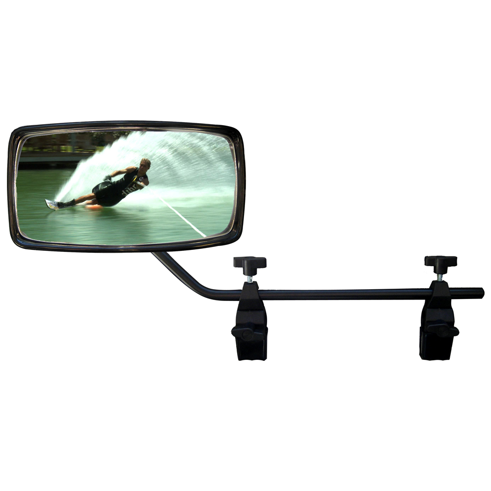 Attwood 13066-7 Clamp-On Ski Mirror by attwood