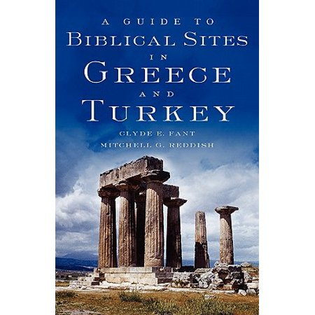 A Guide to Biblical Sites in Greece and Turkey - - Decorate A Turkey