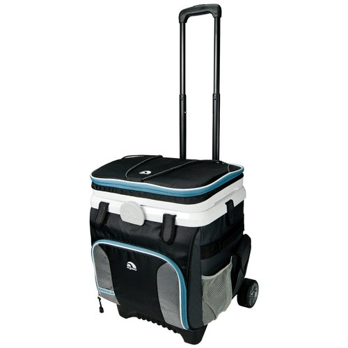 Igloo 36 Can MaxCold Cool Fushion Roller Cooler