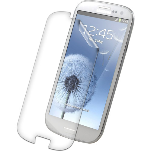 ZAGG invisibleSHIELD Case Friendly Samsung Galaxy S III Screen Protector
