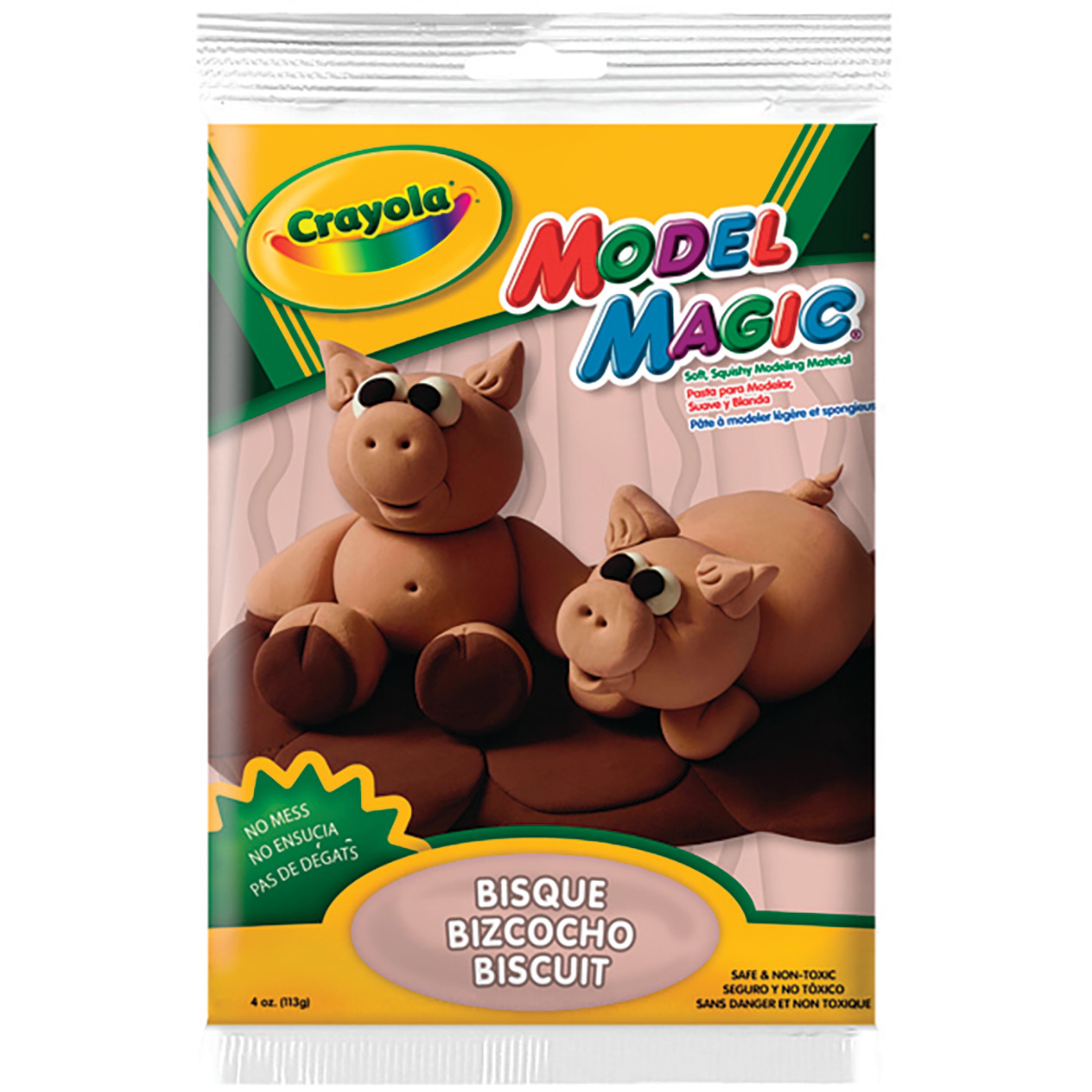 Crayola 4 Ounces Blue Model Magic Modeling Material, 1 Each