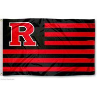 Rutgers Scarlet Knights Stars and Stripes Nation 3' x 5' Flag