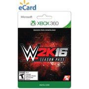 Wwe 2k16 Season Pass Season Pass (xbox 3