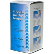 "Dynarex Unna Boot Flexible Non-Sterile Bandage 4""X10YD 1 ea"